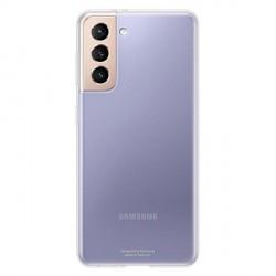 Original Samsung EF-QG996TT S21+ Plus G996 trensparent Clear Cover