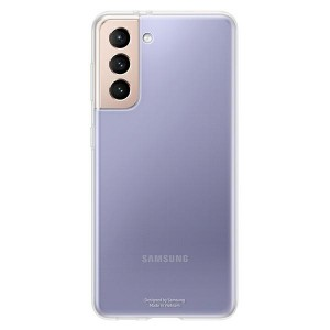 Original Samsung EF-QG996TT S21+ Plus G996 trensparent Clear Cover