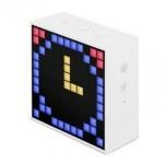 Divoom TimeBox Mini weiß LED bluetooth