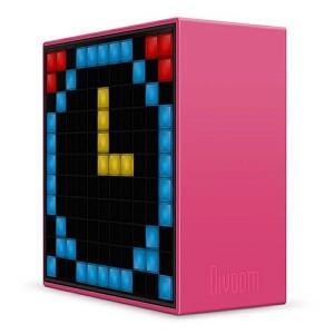 Divoom TimeBox Mini pink LED bluetooth