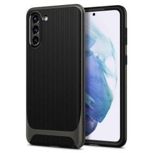Spigen Samsung S21 gunmatal Case Cover Hülle