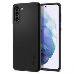 Spigen Samsung S21 Hülle / Case / Cover Thin Fit Schwarz