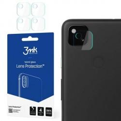 3MK Kameraobjektiv Glas Google Pixel 4a Kameraobjektivschutz 4 Stück