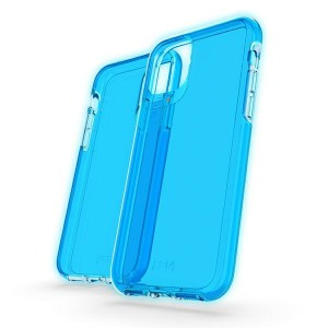 Gear4 iPhone 11 Pro D3O Crystal Palace Neon Case / Hülle / Cover blau