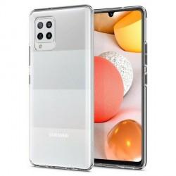 Spigen Samsung A42 Hülle Case Cover Liquid Crystal transparent