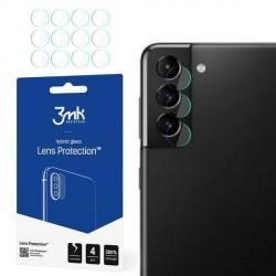 3MK Kameraobjektiv Glas Samsung S21 Kameraobjektivschutz 4 Stück
