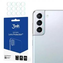 3MK Kameraobjektiv Glas Samsung S21+ Plus Kameraobjektivschutz 4 Stück