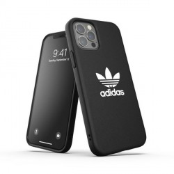 Adidas iPhone 12 / 12 Pro OR Moulded Case / Cover / Hülle BASIC schwarz