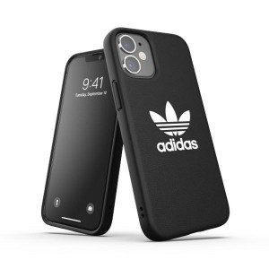 Adidas iPhone 12 mini OR Moulded Case / Cover / Hülle BASIC schwarz