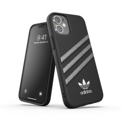 Adidas iPhone 12 mini OR Moulded Case / Cover / Hülle Woman schwarz