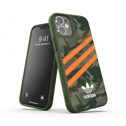 Adidas iPhone 12 mini OR Moulded Case / Cover / Hülle camo grün