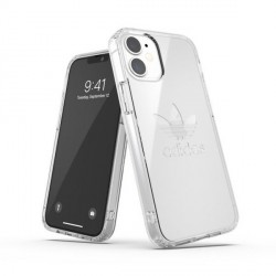 Adidas iPhone 12 mini OR Protective Clear Case / Cover / Hülle transparent