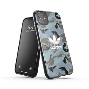 Adidas iPhone 11 OR Snap Case / Cover / Hülle Camo black