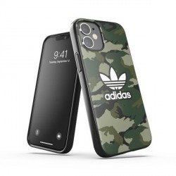 Adidas iPhone 12 mini OR Snap Case / Cover / Hülle Graphic camo