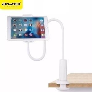 AWEI universal Ständer / Halter X3 4 Tablet / Smartphone Weiß