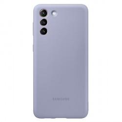 Original Samsung EF-PG991TV S21 G991 violet Silicone Cover