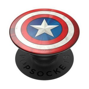 Popsockets 2 Captain America Icon Stand / Grip / Halter
