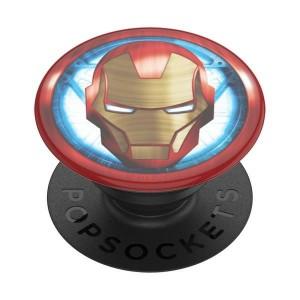 Popsockets 2 Gen Iron Man Icon 101055 Stand / Grip / Halter