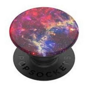 Popsockets 2 Magenta Nebula Stand / Grip / Halter