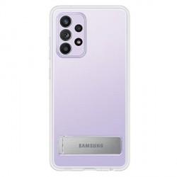 Original Samsung EF-JA525CT A52 A525 Transparent Clear Standing Cover