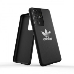 Adidas Samsung S21 Ultra OR Moulded Case / Cover / Hülle BASIC schwarz