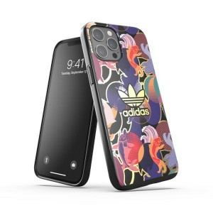 Adidas iPhone 12 Pro Max OR Snap Case / Cover / Hülle AOP CNY colourful