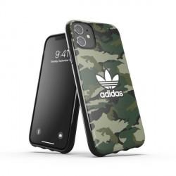 Adidas iPhone 11 OR Snap Case / Cover / Hülle Camo schwarz