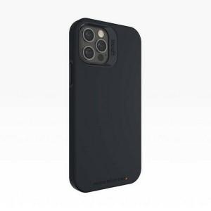 Gear4 iPhone 12 Pro Max Rio Snap Case / Hülle / Cover schwarz