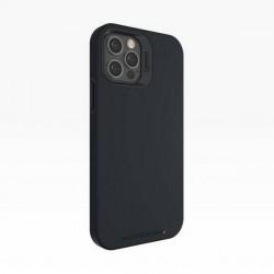 Gear4 iPhone 12 / 12 Pro D3O Rio Snap Case / Hülle / Cover schwarz