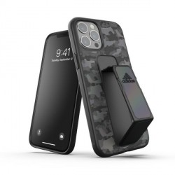 Adidas iPhone 12 Pro Max Case / Hülle / Cover SP Grip CAMO schwarz