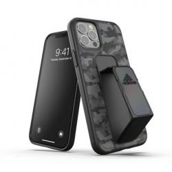 Adidas iPhone 12 / 12 Pro Case / Hülle / Cover SP Grip CAMO schwarz