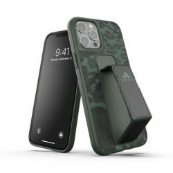 Adidas iPhone 12 Pro Max Case / Hülle / Cover SP Grip Leopard grün / schwarz
