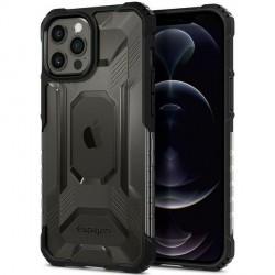 Spigen iPhone 12 Pro Max Hülle / Case / Cover Nitro Force schwarz