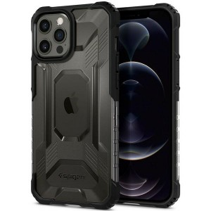 Spigen iPhone 12 Pro Max Hülle / Case / Cover Nitro Force schwarz