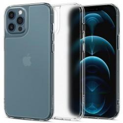 Spigen iPhone 12 Pro Max Hülle / Case / Cover Quartz clear matte