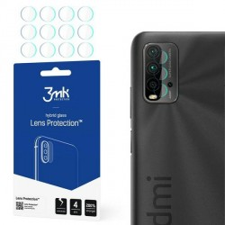 3MK Kameraobjektiv Glas Xiaomi Redmi 9T Kameraobjektivschutz 4 Stück
