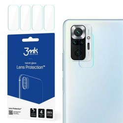 3MK Kameraobjektiv Glas Xiaomi Redmi Note 10 Pro Kameraobjektivschutz 4 Stück