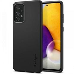 Spigen Samsung A725 A72 Thin Fit Schwarz Case Cover Hülle
