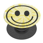 Popsockets 2 Gen Tie Dye Smiley Stand / Grip / Halter
