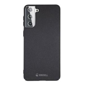 Krusell Samsung S21+ Plus Sand Cover / Hülle / Case schwarz