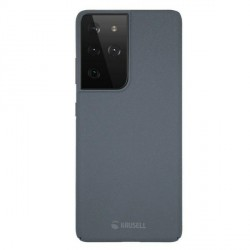 Krusell Samsung S21 Ultra Sand Cover / Hülle / Case stone