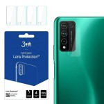 3MK Kameraobjektiv Glas Honor 10X Lite Kameraobjektivschutz 4 Stück