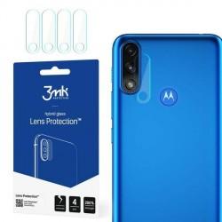 3MK Kameraobjektiv Glas Motorola Moto E7 Power Kameraobjektivschutz 4 Stück