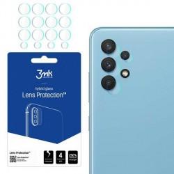 3MK Kameraobjektiv Glas Samsung A32 Kameraobjektivschutz 4 Stück