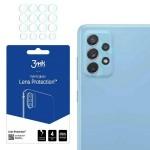 3MK Kameraobjektiv Glas Samsung A72 Kameraobjektivschutz 4 Stück