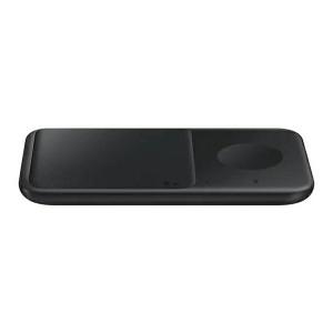 Original Samsung EP-P4300BB Duo Induktionsladegerät schwarz
