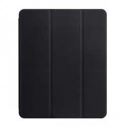"USAMS iPad 10.2"" 2020 Magnet Smart Cover Hülle 360° Schutz schwarz"