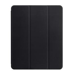 "USAMS iPad 9.7"" Magnet Smart Cover Hülle 360° Schutz schwarz"