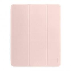 "USAMS iPad 9.7"" Magnet Smart Cover Hülle 360° Schutz rose"
