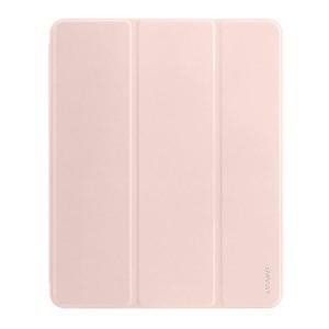 "USAMS iPad Air 2020 10,9"" Magnet Smart Cover Hülle 360° Schutz Rose"